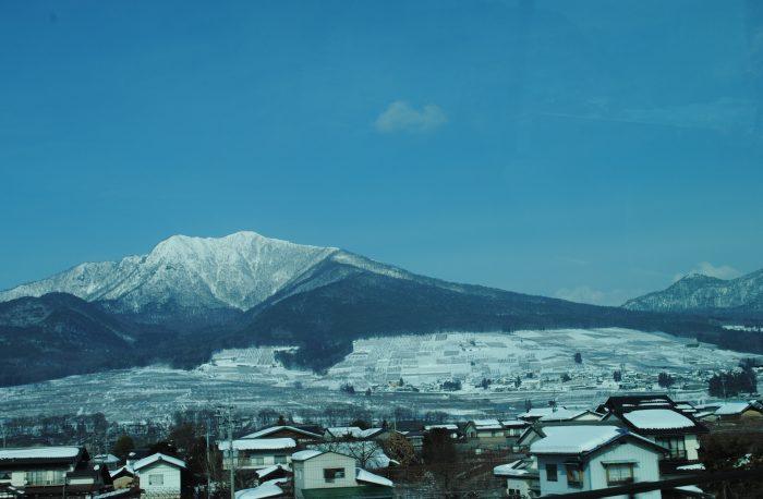 japan ski scene