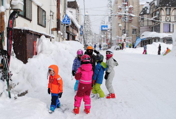 streets of myoko