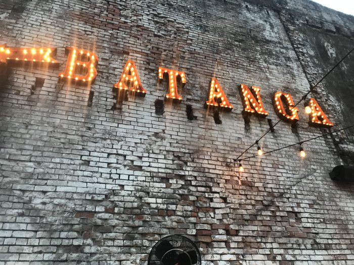 Batanga Spanish resturant Houston