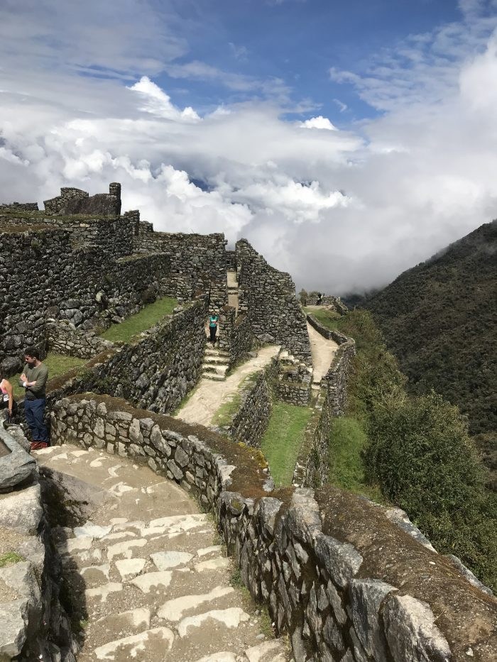 TRekking the Inca Trail, Solo