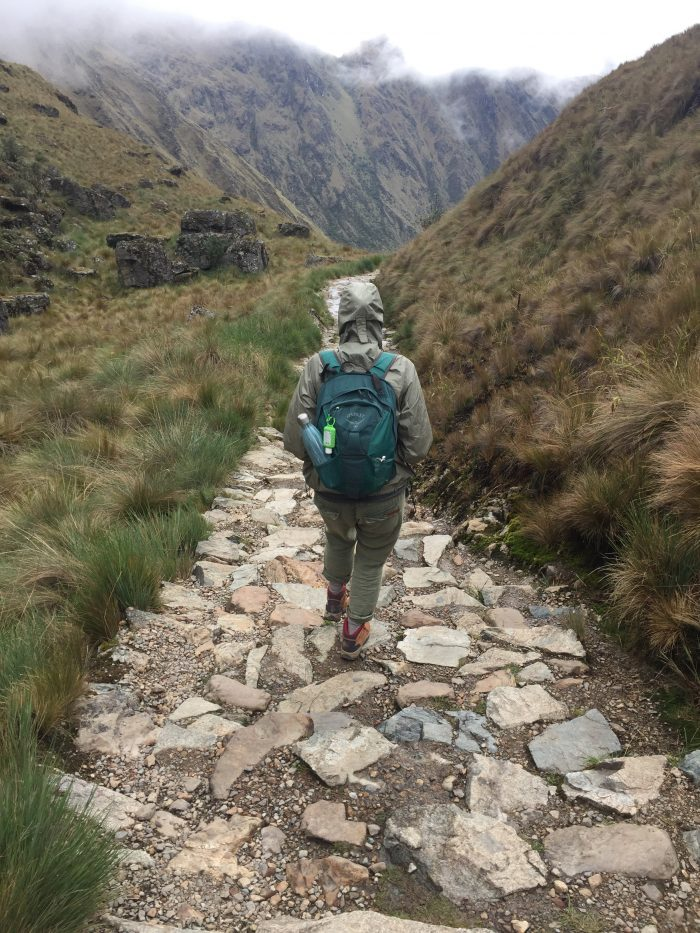 trekking to Peru, solo travel