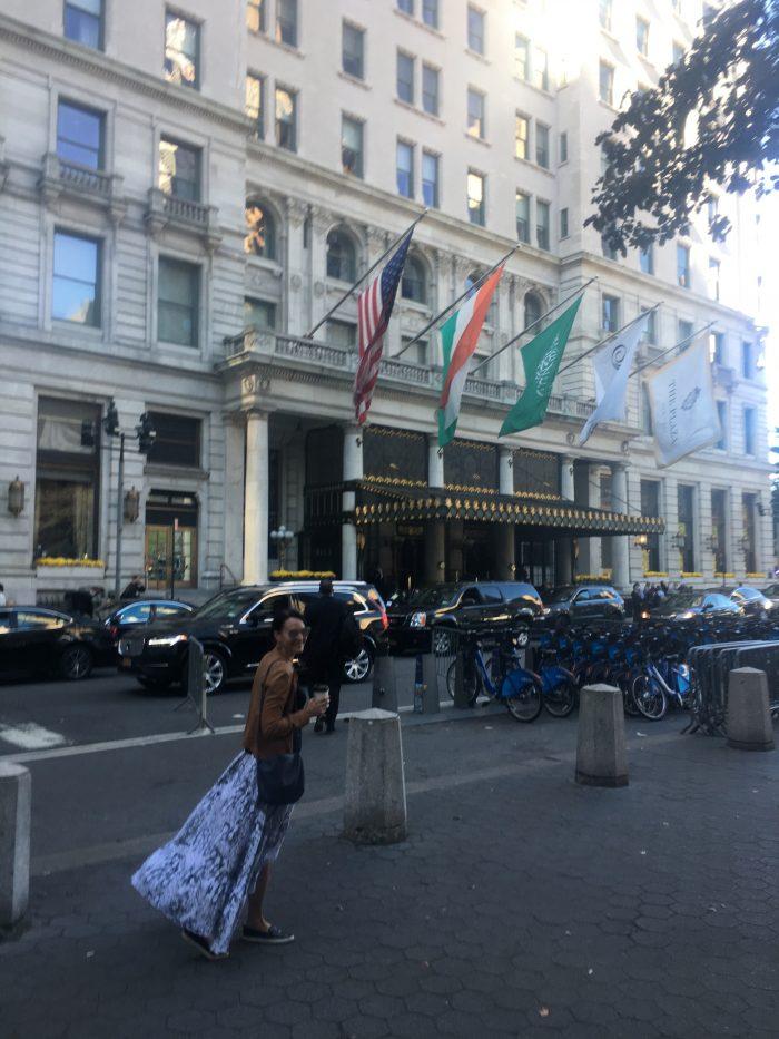 Plaza Hotel NY