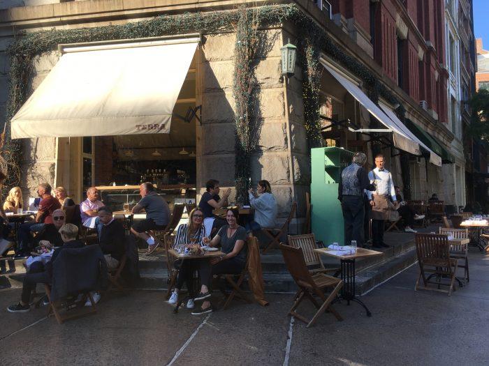 Terrra Street NY