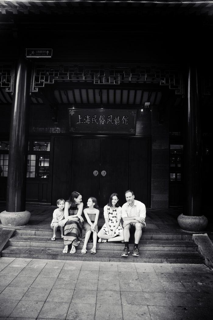 Living in Shangahi China