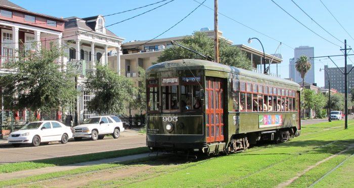 St.-Charles-streetcar
