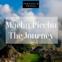 Machu Picchu Journey trek