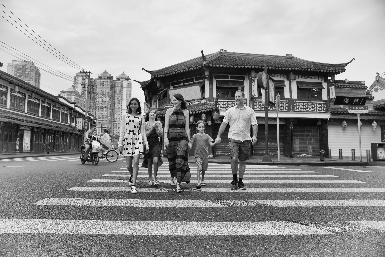 LIving in China, Shanghai