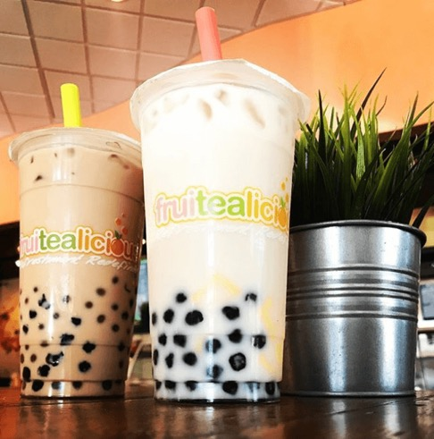 Fruitalicious Bubble Tea