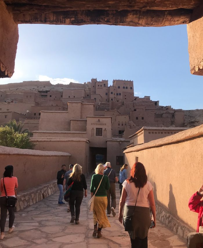 Game of Thrones city of Ait Benhaddou