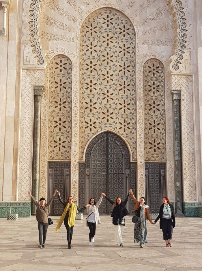 Girls Trip top Morocco