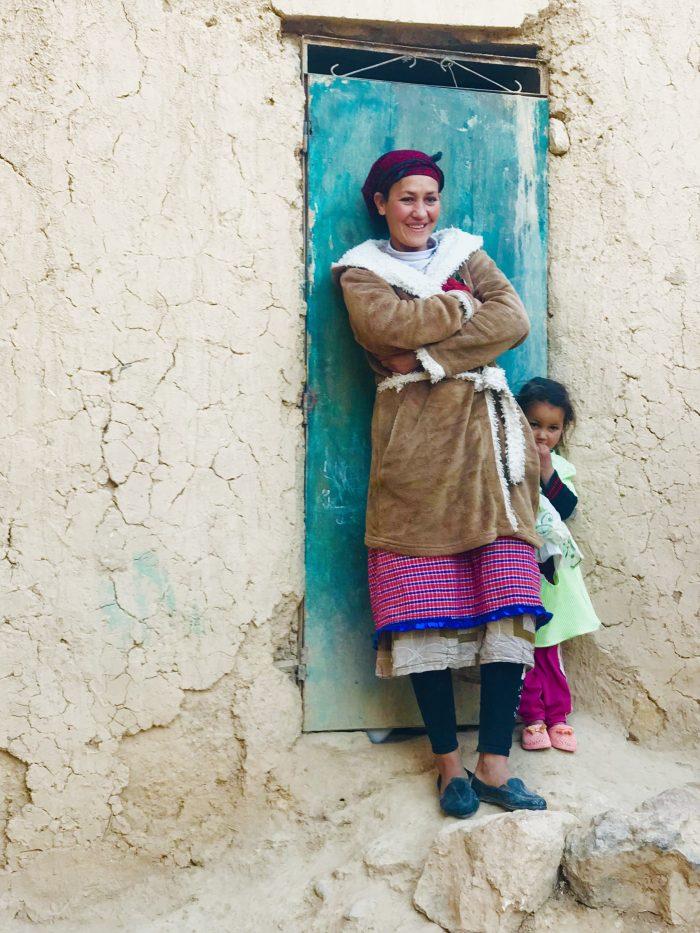 Berber Village in Morocco