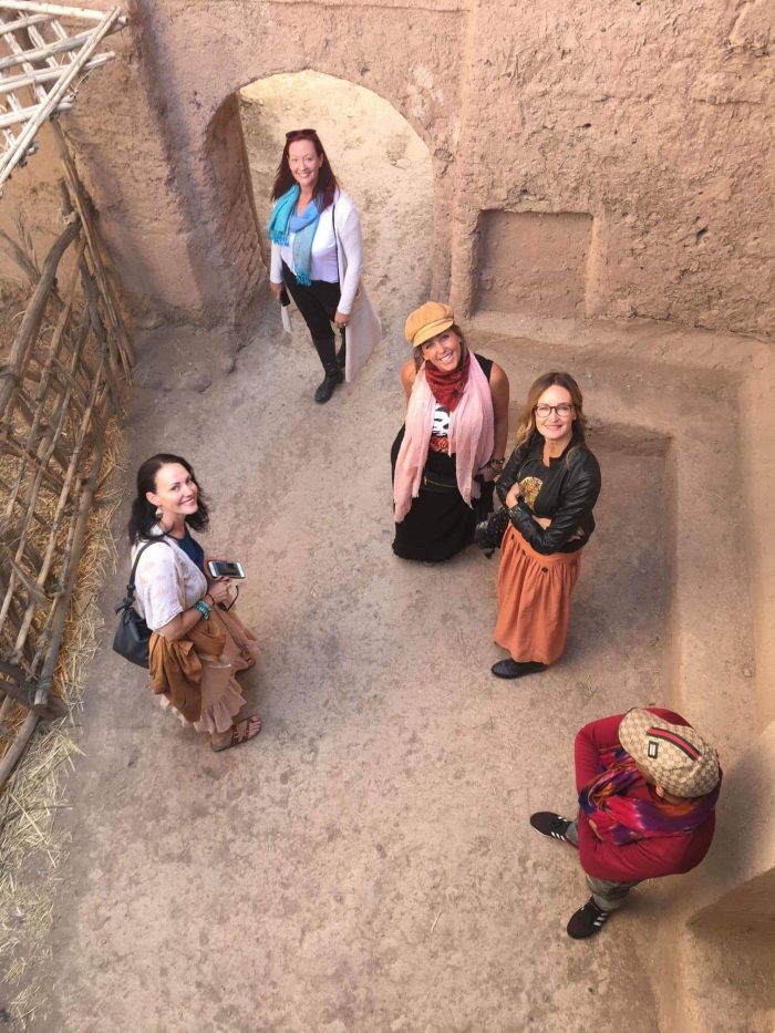 Girls trip to Morocco