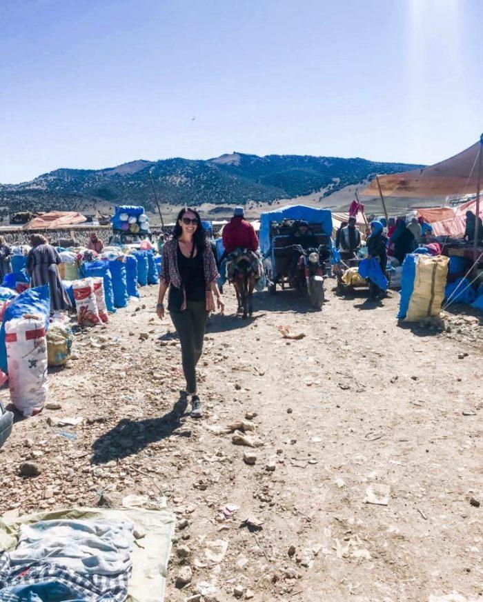 Berber Markets Morocco