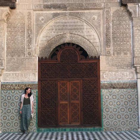 morroco palace