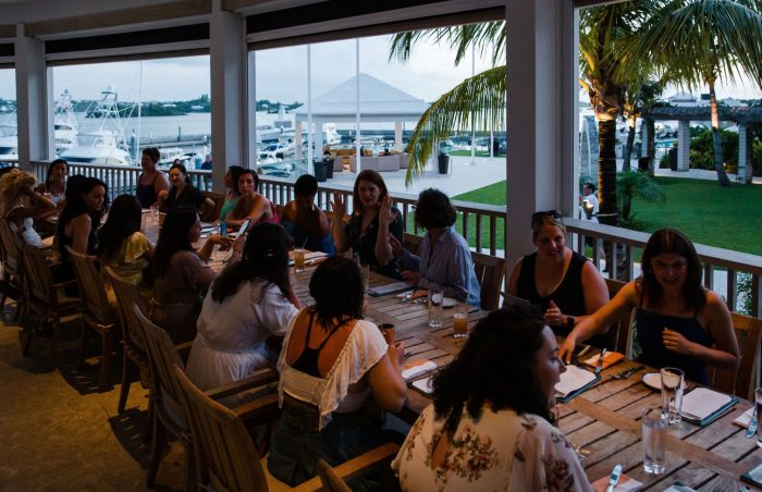 Lunch with Women who Travel