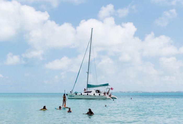 WOmen Who Travel Sail Bermuda