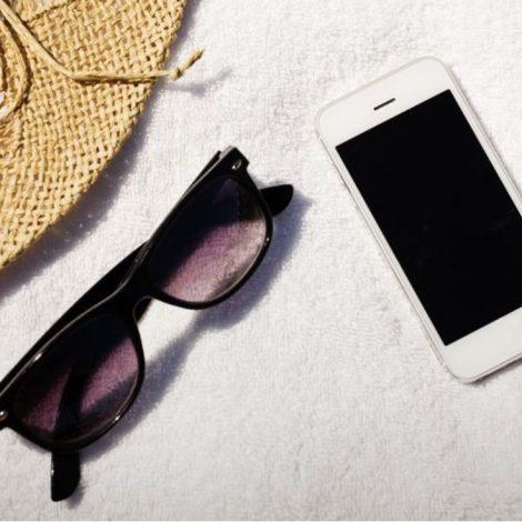 travel app image